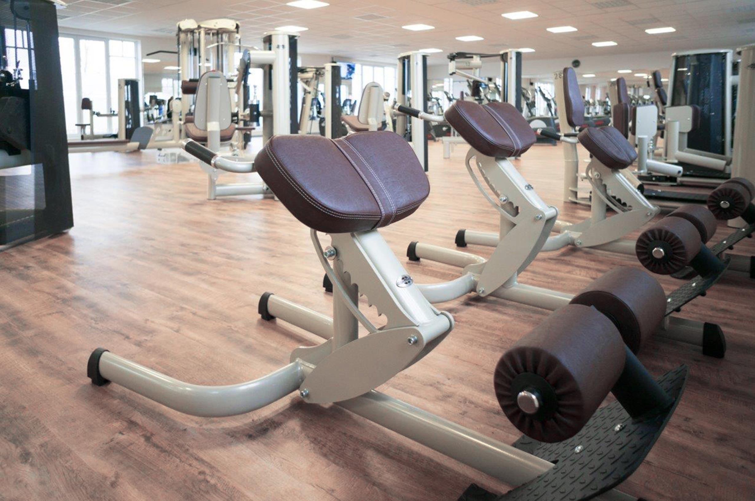 Fitnessstudio Schwerin